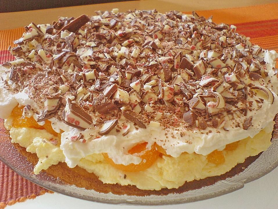 Yogurette Kuchen Torte Hausrezepte Von Beliebten Kuchen