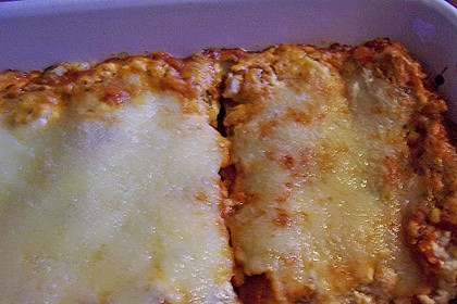 Vegetarische Lasagne mit Tofu 11
