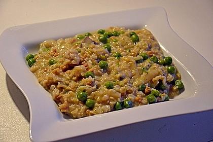 "Veganes ""Hühnerfrikassee"" mit Reis 2"