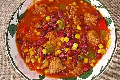 Chili con Carne y Pimiento 1