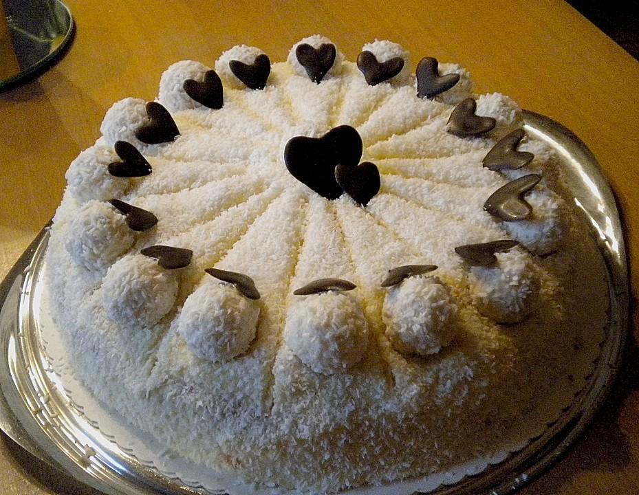 Raffaello torte aprikosen rezept
