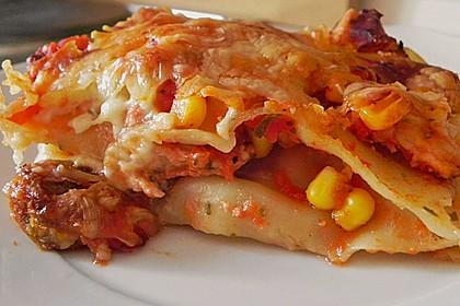 Puten - Lasagne 1