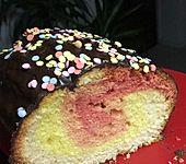Tassen - Blechkuchen bzw. Muffinteig (Bild)