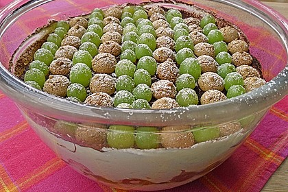 Mascarpone - Amaretti - Dessert 4