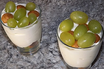 Mascarpone - Amaretti - Dessert 6
