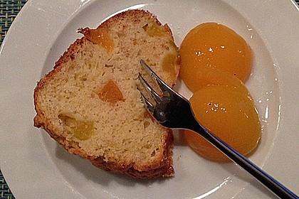 Aprikosen - Quark - Gugelhupf 10