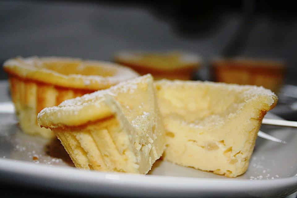 Quark - Vanille - Muffins (Rezept Mit Bild) Von Sweetlizze