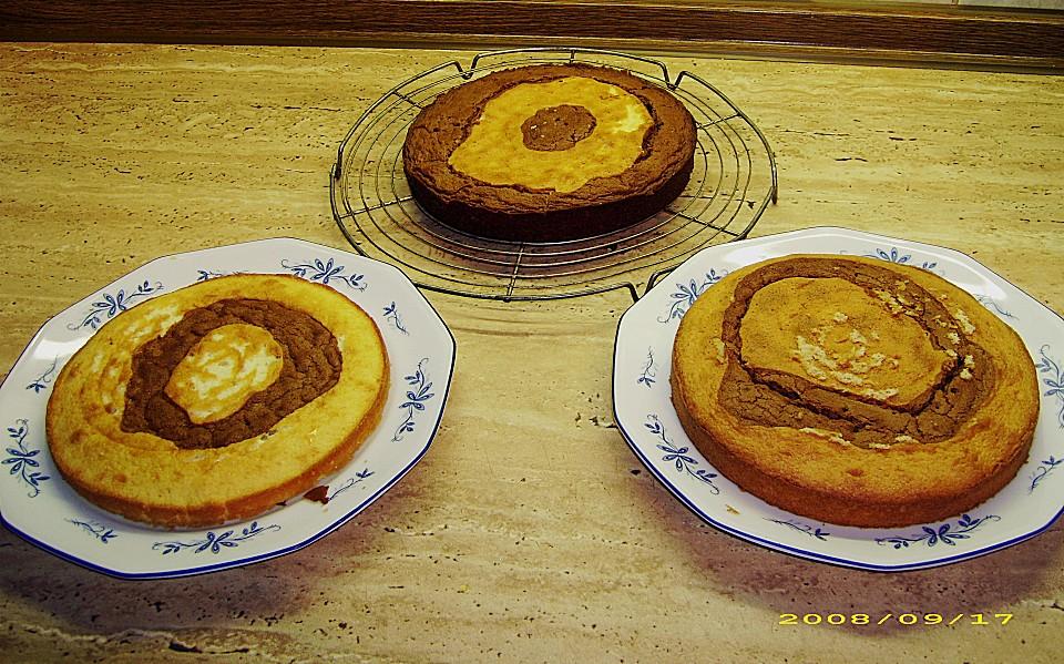 kleine schachbrett torte rezept mit bild von nicky0110. Black Bedroom Furniture Sets. Home Design Ideas
