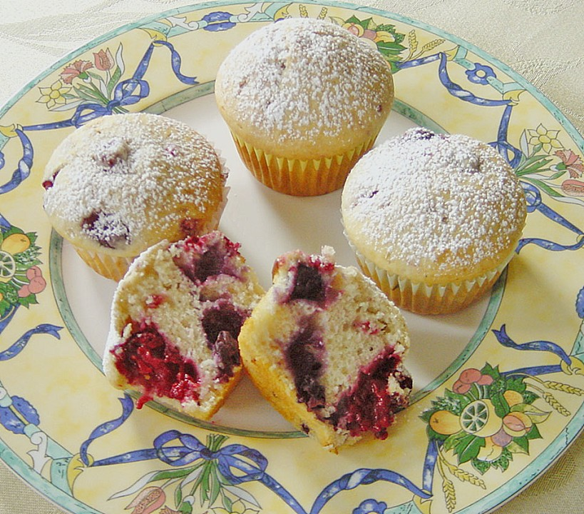 buttermilch pfannkuchen mit waldbeeren rezepte suchen. Black Bedroom Furniture Sets. Home Design Ideas