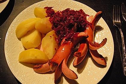 Krakenwürstchen 5