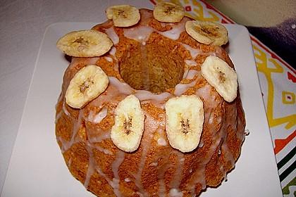 Mini - Bananenkuchen