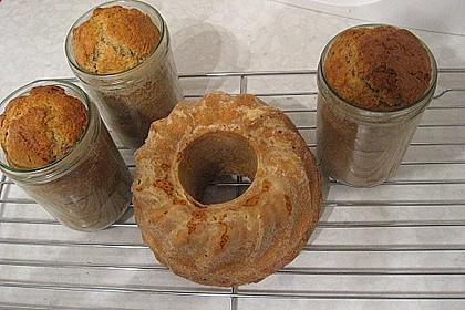 Mini - Bananenkuchen 2