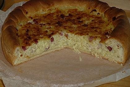 Schwäbischer Zwiebelkuchen 138