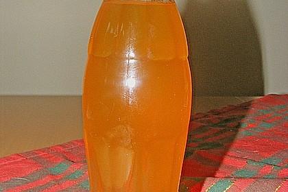 Kandierter Ingwer und Ingwer - Orangensirup 21