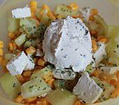Feta - Gurken - Salat