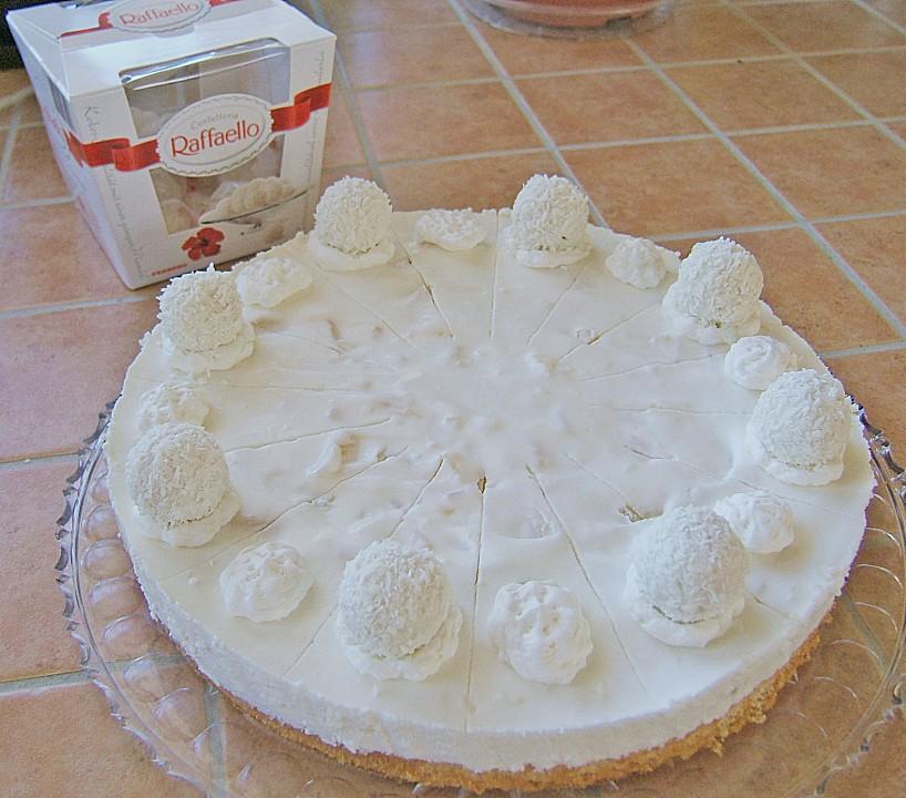 Raffaello kuchen chefkoch