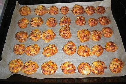 Pizza - Bällchen 20
