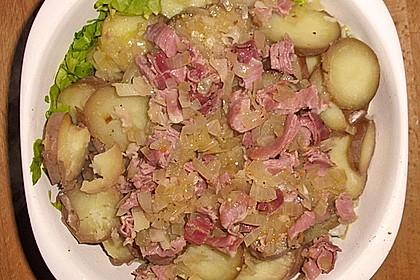 Endivien - Kartoffelsalat