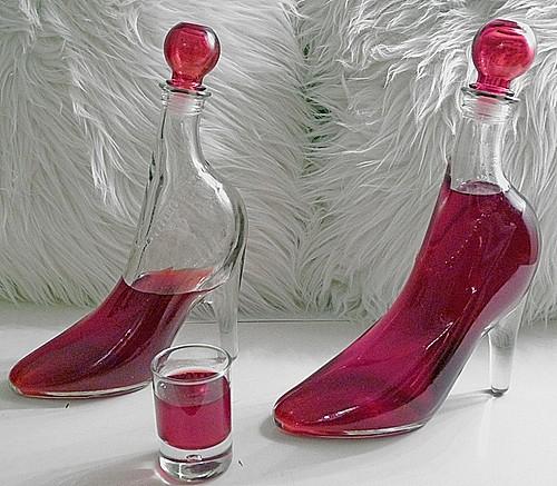 Pumps-Flasche