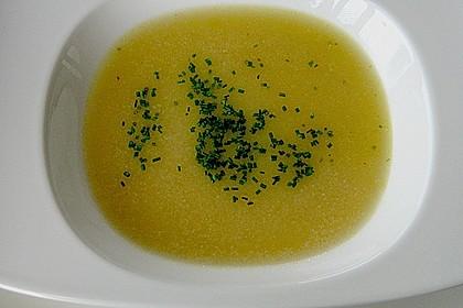 Töginger aufgeschmolzene Grießsuppe 4