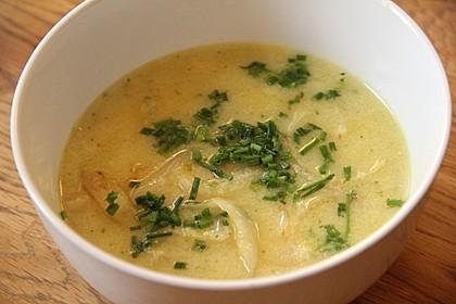 Töginger aufgeschmolzene Grießsuppe 8