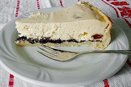 Käse - Mohn - Torte 2