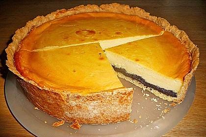 Käse - Mohn - Torte 5