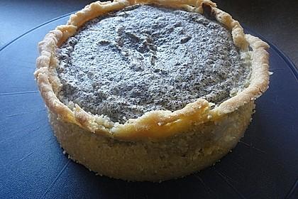 Käse - Mohn - Torte 4