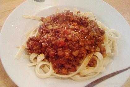 Sauce Bolognese 16