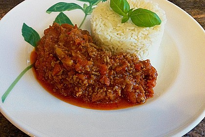 Sauce Bolognese 3
