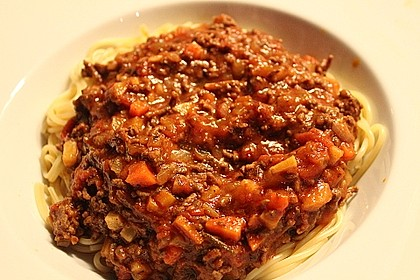 Sauce Bolognese 0