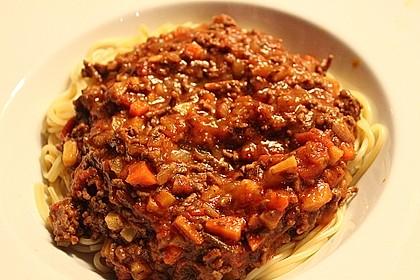 Sauce Bolognese 4