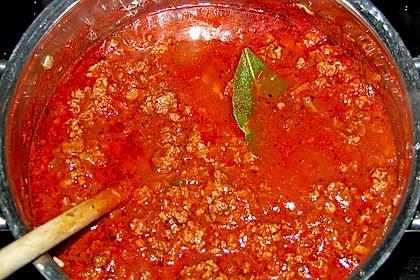 Sauce Bolognese 8