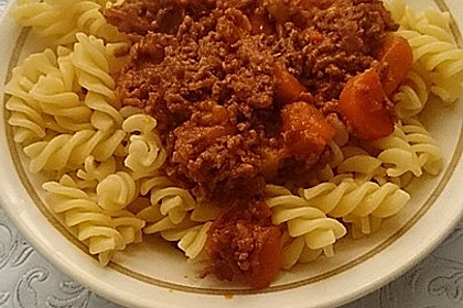 Sauce Bolognese 5