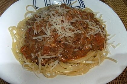 Sauce Bolognese 6