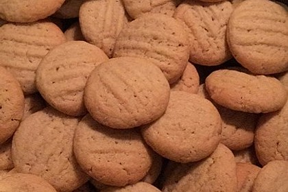 Peanut Butter Cookies 9