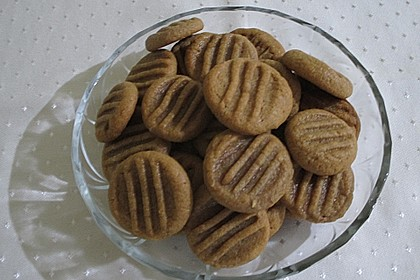 how to fix peanut butter cookies crumbling
