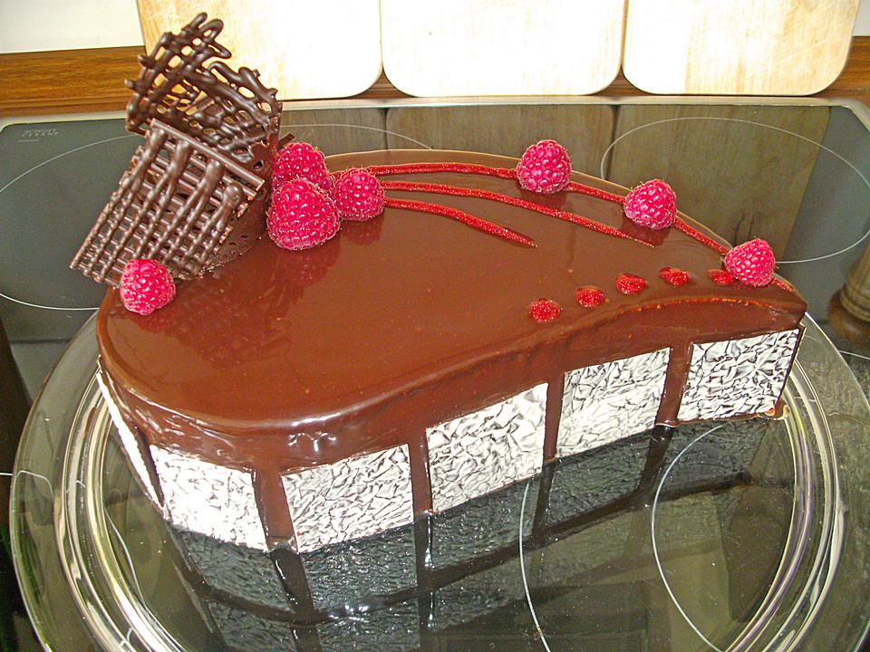mousse au chocolat torte rezept mit bild von lisi68. Black Bedroom Furniture Sets. Home Design Ideas