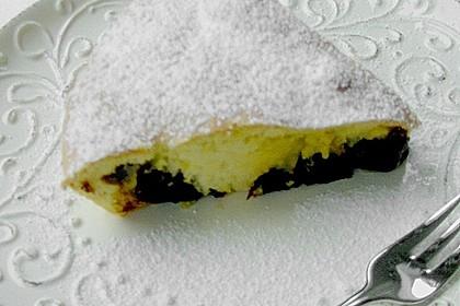 Bretonischer Kuchen mit Backpflaumen und Tee 4