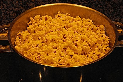 Perfektes Popcorn (süß) 36