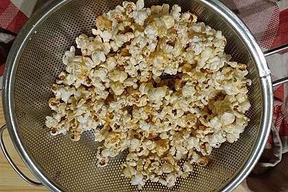 Perfektes Popcorn (süß) 10