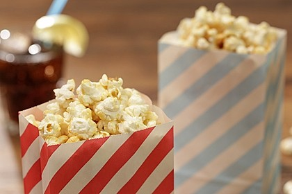 Perfektes Popcorn (süß) 2