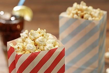 Perfektes Popcorn (süß)