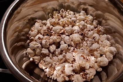 Perfektes Popcorn (salzig) 4