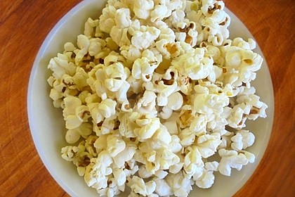 Perfektes Popcorn (salzig) 3