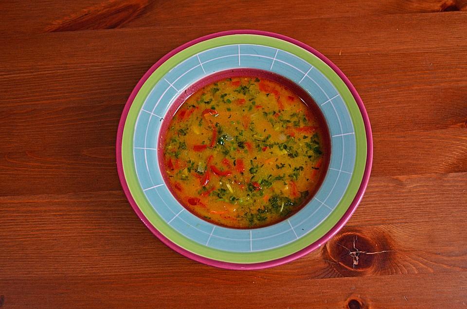 Chefkoch de kürbissuppe  Kürbis - Kokos - Suppe mit roten Linsen (Rezept mit Bild ...