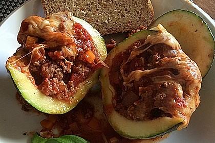 Gefüllte Zucchini 9