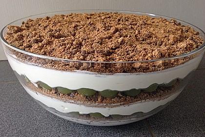 Dessert mit Weintrauben 13