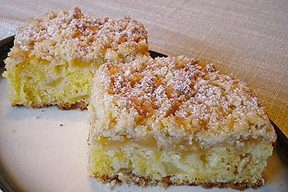 Liebster Apfel - Streuselkuchen in zwei Variationen 16