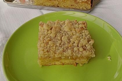 Liebster Apfel - Streuselkuchen in zwei Variationen 5